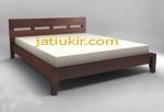 Dipan / Tempat Tidur Minimalis Jati Jepara