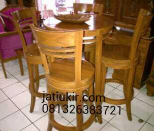 Kursi makan Cafe/ Bar cantik
