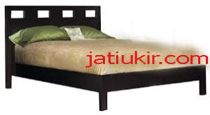 Tempat Tidur Minimalis kotak