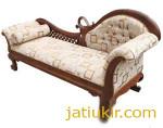 Sofa Lois Kepang karya furniture jepara