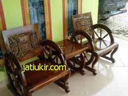 Kursi Teras Roda- Aceh