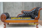 Bangku Sofa Karya Furniture Jepara