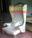 Kursi Pelaminan Karya furniture jepara