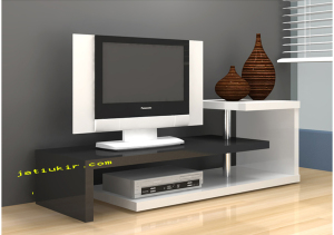 display meja tv minimalis