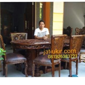 Set Kursi makan Kriting Meja Gendong