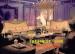 Kursi Tamu Sofa Mewah set Italia karya furniture jepara